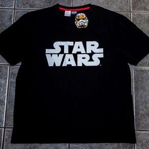 Star Wars Logo Short Sleeve (2XL)